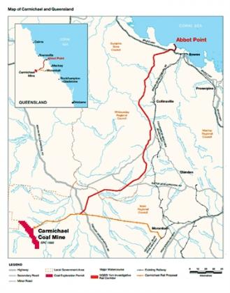 Carmichael Mine