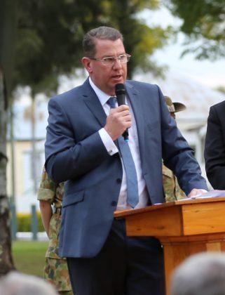 Scott Buchholz MP